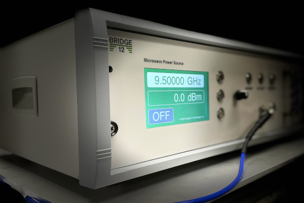Microwave Power Source for ODNP Spectroscopy